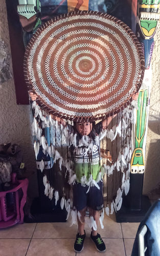 Dreamcatcher EL GIGANTE Indian Store Jerome Guapo Collection DREAMCATCHER Little Big Horn