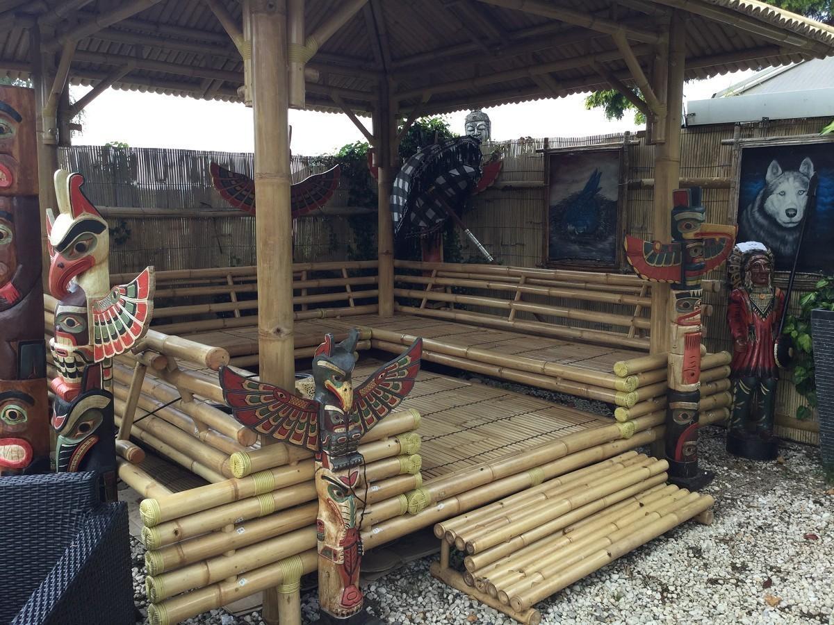 Pavillon Little Big Horn