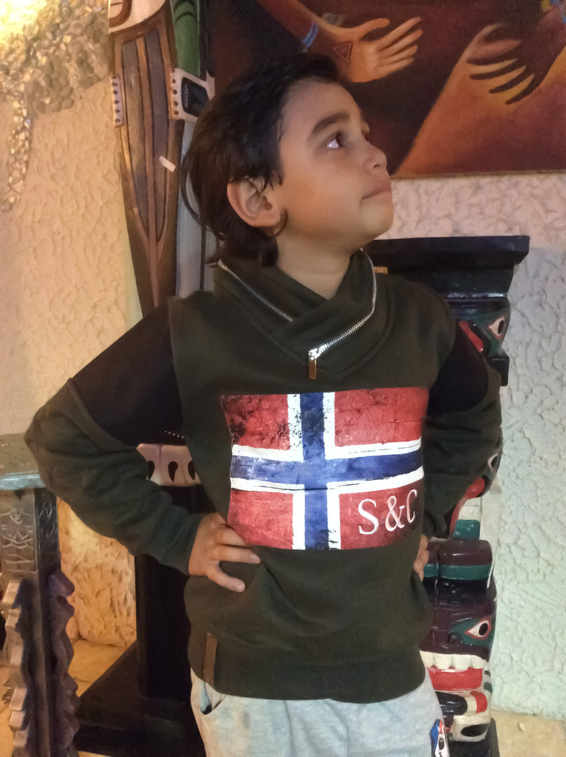 Kinder Mode trendy Sweatshirt Outfit Alea iacta est Shirt New Collection